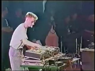 Часть истории DJ культуры в СССР -  DJ  World Hip Hop Classic's - Mr. Tape 1991