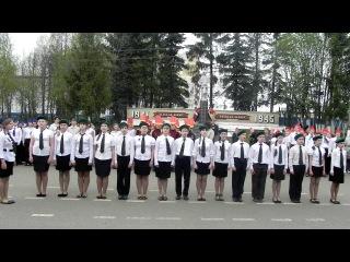выступление 5а класса)))))