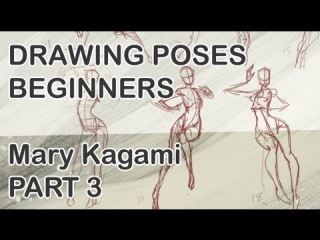 How To Draw Poses Mary Kagami P.3