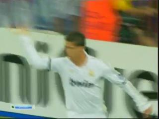 Великолепная командная игра, в исполнении Реал Мадрид.