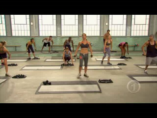 Jillian Michaels - Body Revolution Workout 1 for Phase 1