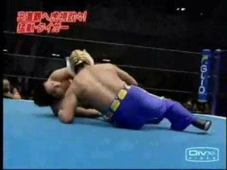 NJPW , NOAH , AJPW Tiger Mask IV Titantron []
