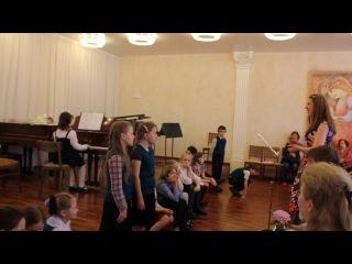 концерт учеников Натальи Николаевны Карш