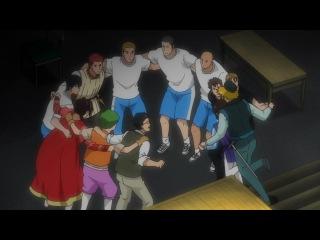 [Naruto-Brand] Area no Kishi 32 серия / Паладин на поле 32 серия [SHIZA Project]