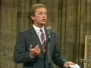 «Вокруг смеха» (1984) – «Два девятых вагона» (первое выступление Михаила Задорнова)
