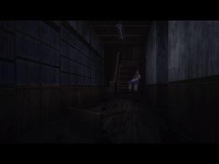Вечеринка мёртвых: Души замученных ОВА / Corpse Party: Tortured Souls OVA - 1 серия [русские субтитры]