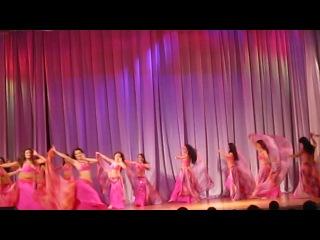 """Группа """"Восток"""". Студия танца Dance hall. тел.2606072"""