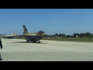 Israeli air force f16