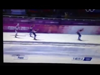 Лыжи марафон 50км
