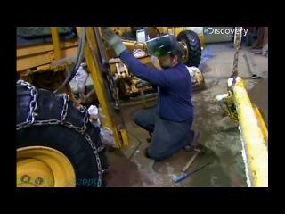 Discovery Американские лесорубы 05 Белое золото Документальный 2009