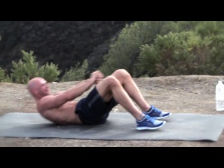 Johnny Sins, SINS WOW 3 KILLER ABS, Real Time Workout out of the week with Johnny Sins