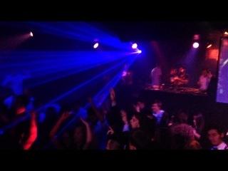Atmospheric Faval club Erasmus night 2014