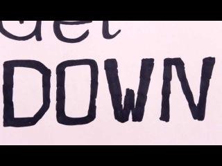 MLP FiM: Raise This Barn - Typography (Stop Motion)