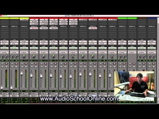 Down On Me Mix Session Part 2 of 3 (Jeremih and 50 Cent) - Ken Lewis Breaks down the Mix