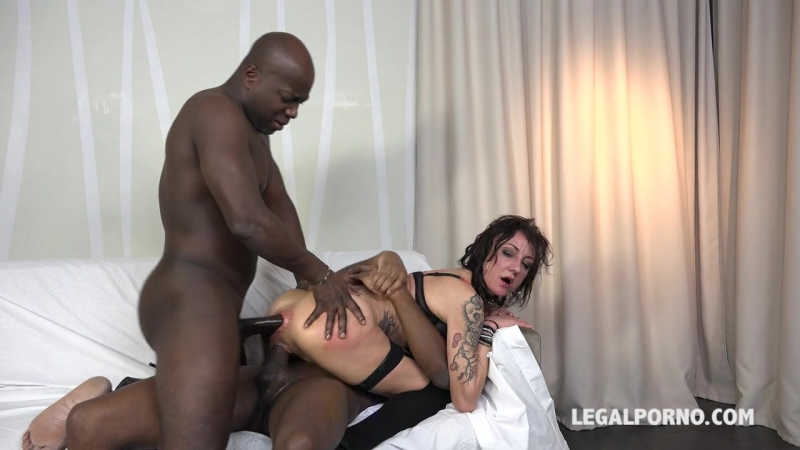Lyna Cypher - these lovely french bitches start to get addicted to black cocks IV031 (2017) HD  Anal, Gonzo