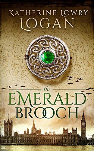 Katherine Lowry Logan - The Emerald Brooch