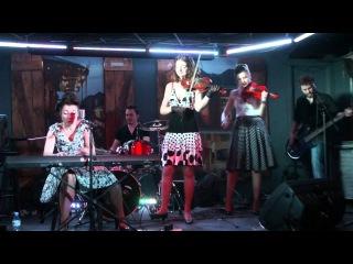 Absent Sunday - Killing song (live @ Grand Burbon Street )