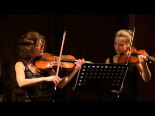 Fieraru Rumanian Dances, Julia Dinerstein, Dana Zemtsov, viola