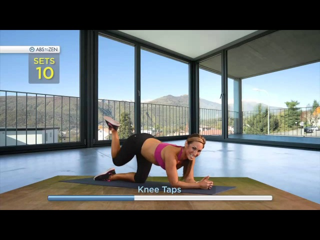 Abs to Zen Body Sculpt ( Phase 3 of 3) with Natalie Jill