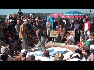 Yalta Summer Jam 2012/Locking/Camilla VS Boom