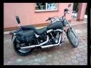 Мой Harley Davidson FXST'04. Эксперименты с холостыми