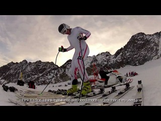 Soelden Giant Slalom - Behind the Scenes Men - AUDI FIS Alpine Ski World Cup 2012