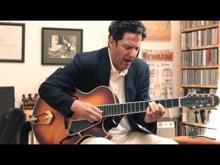 John Pizzarelli - I Got Rhythm (solo)