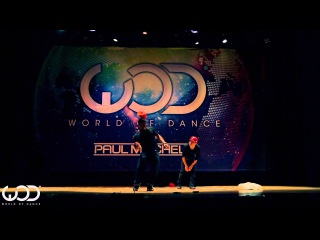 World of Dance New York 2012: Showoff and Rudeboy