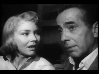 Beat the Devil: Humphrey Bogart, Jennifer Jones and Gina Lollobrigida (1953 Movie)