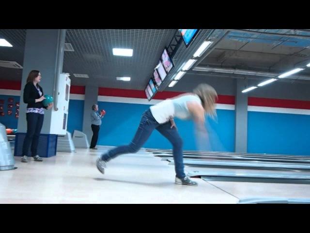 Bowbow bowling by 11-MI