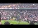 Feyenoord Besiktas onrust