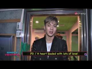 VK SIMPLY VIEWTIFUL CUT @ Simply K-Pop