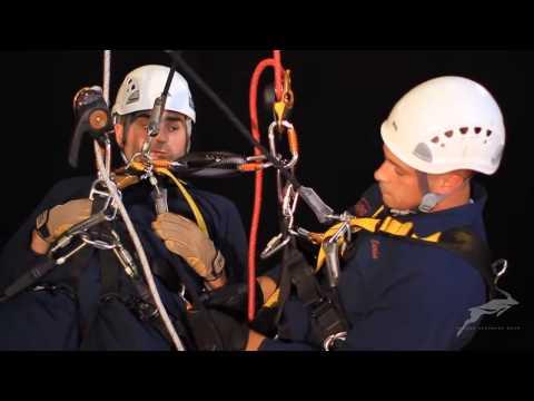 Nivel 1 (10) - Alpinismo Industrial - Como utilizar equipamento de resgate