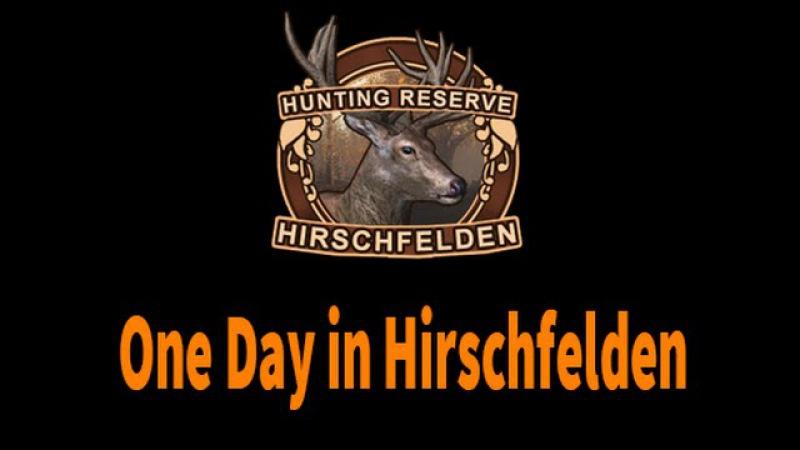 The Hunter. One Day in Hirschfelden.