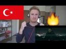 Velet Gülümse ft Yener Çevik Official Video TURKISH RAP REACTION