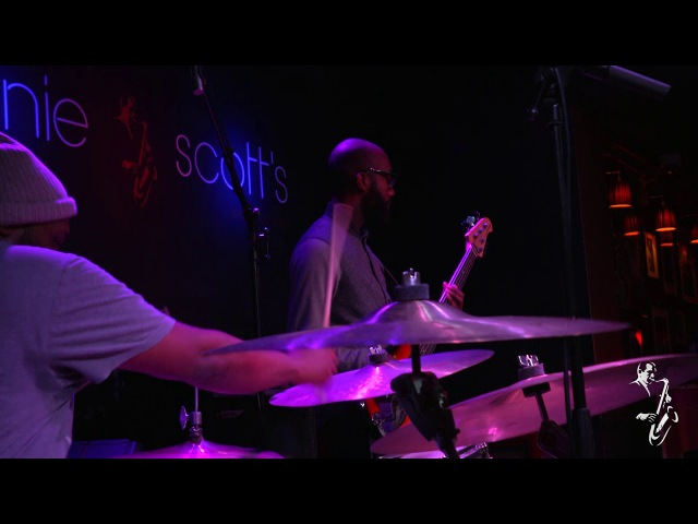 Marcus Strickland' Twi Life Tic Toc Live at Ronnie Scott's