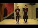 전화해 집에 - 포인트 안무 레슨 3 스케이팅 댄스 Party Rock Choreography Tutorial 3 Skating Dance by MinSu Sung Jun