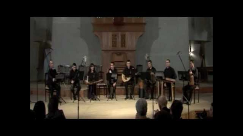 Music No 40 Gurdjieff Folk Instruments Ensemble duduk kamancha