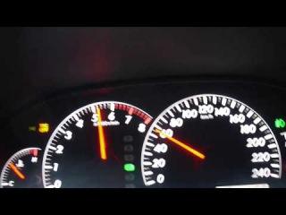 Разгон Toyota Camry 30 от 0 до 100 км/ч - 3.0 - 186 л. с. 4АКПП  Auto Show