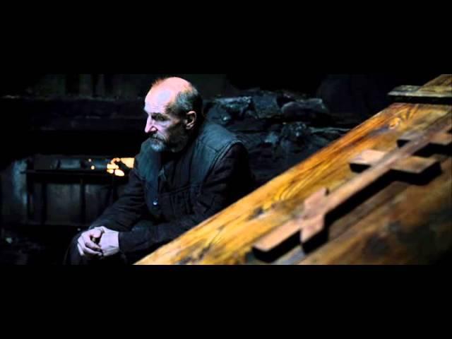 Отрывок из фильма Остров посвященный страху смерти