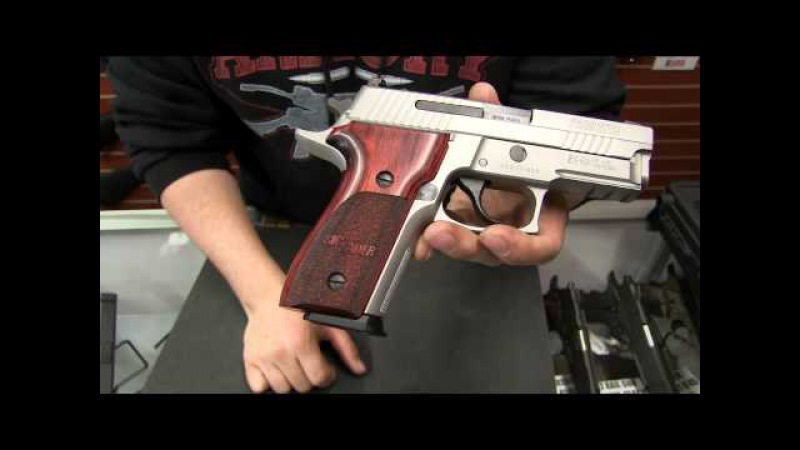 Sig Sauer P229 Elite 9mm Review TCArmory
