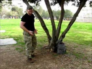 Systema Israel Military oriented drills: obstacles