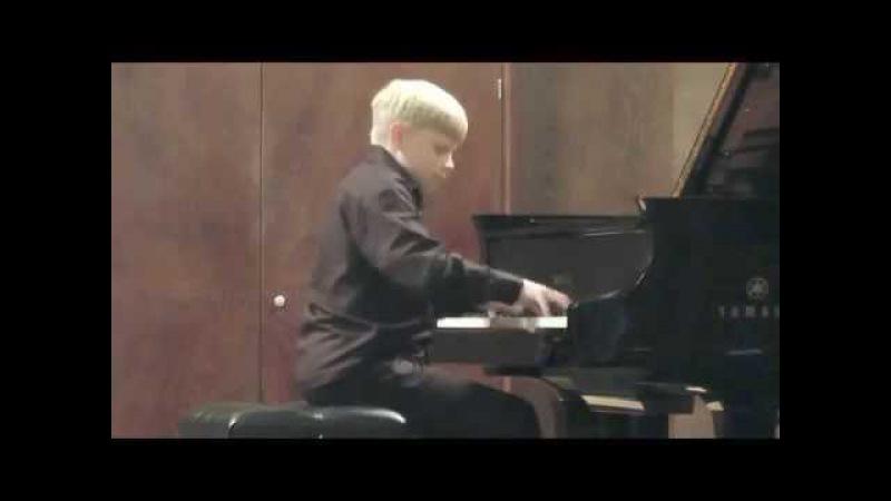 Alexandеr Malofeev F Chopin Etude №11 a minor Op 25