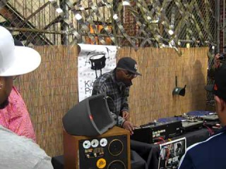Lewis Parker Live on the SP-1200 @ SP-1200 Book Release Party