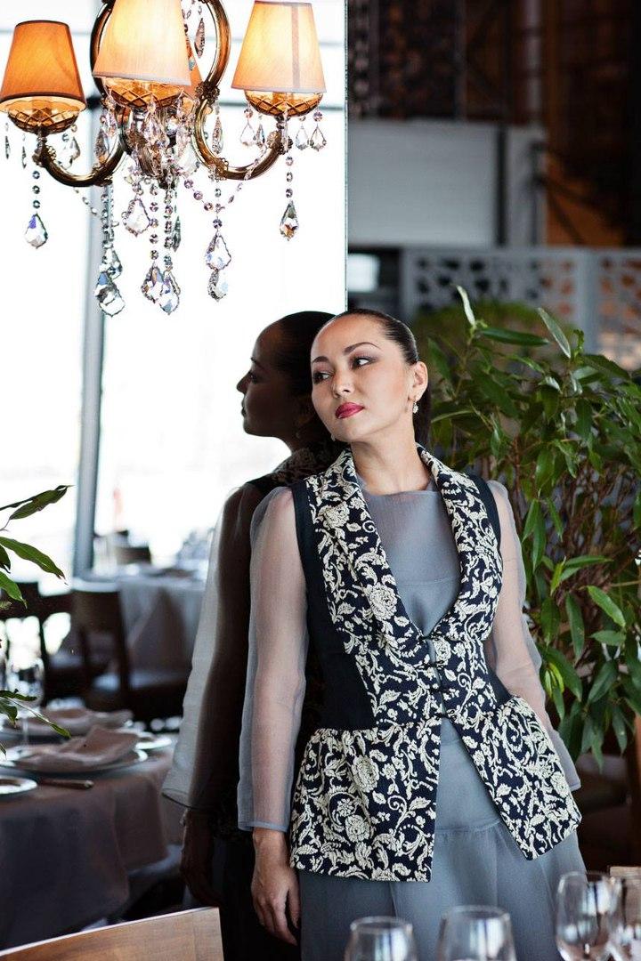 фото из альбома Баян Есентаевой №13