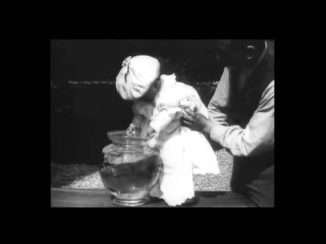 Ловля золотых рыбок La Pêche aux poissons rouges 1895