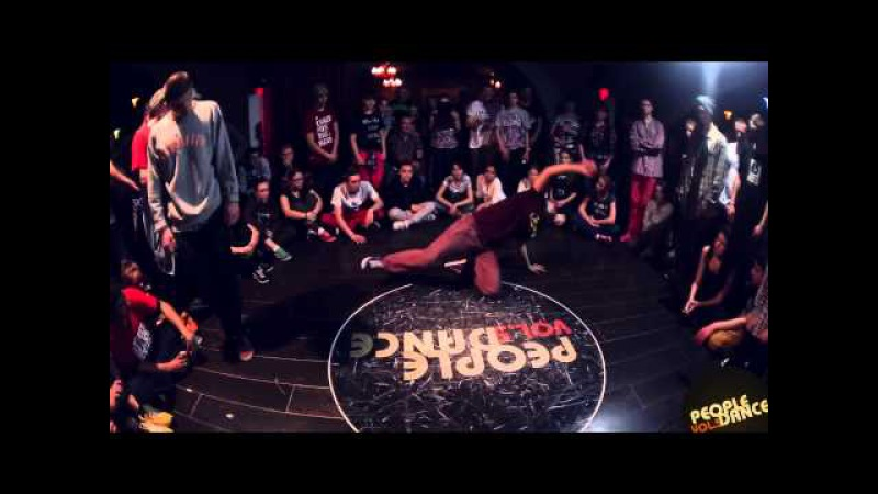 ПАШУ VS АЛЛА ФФ | PEOPLE DANCE vol.5 | HIP HOP PRO 1x1 1/8