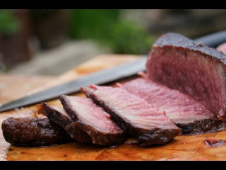 How to Grill a Wagyu Steak using a salt plank - barbecue recipe - Pitmaster X