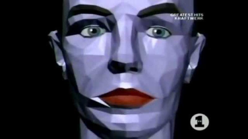 Kraftwerk - Musique Non Stop 1986 Music Video