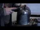 Fabrication d'armure médiévale Making of medieval armour 24